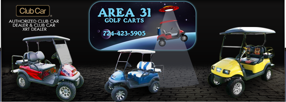 Area 31 Golf Carts - Acme, PA