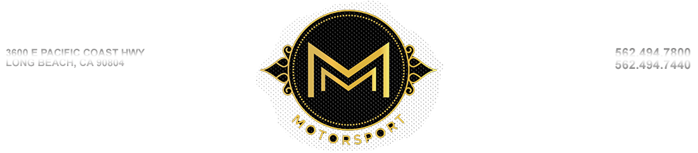 M MOTORSPORT - Long beach, CA