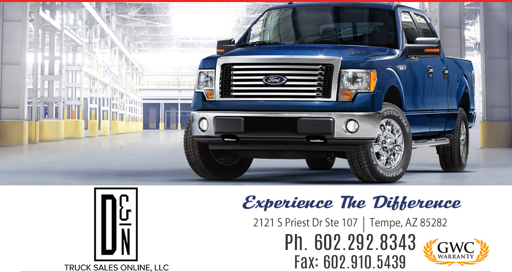 Day & Night Truck Sales Online, LLC - Tempe , AZ