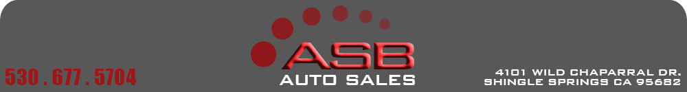 ASB Auto Sales - Shingle Springs, CA