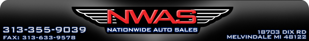 Nationwide Auto Sales - Melvindale, MI