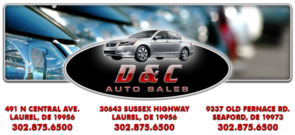 D & C Auto Sales - Laurel, DE
