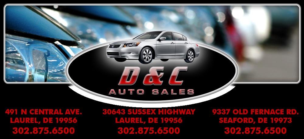 d c auto sales used cars laurel de dealer