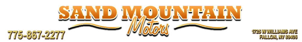 Sand Mountain Motors - Fallon, NV