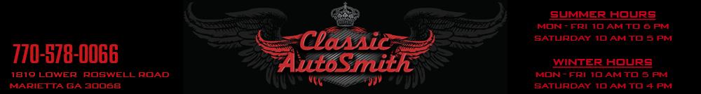 Classic AutoSmith - Marietta, GA