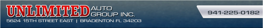 Unlimited Auto Group Inc - Bradenton, FL