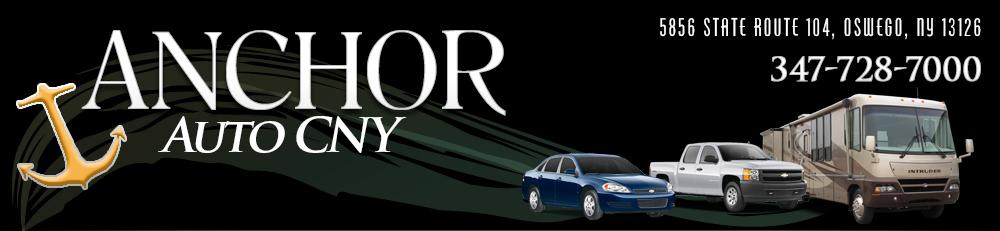 Anchor Auto CNY - Oswego, NY