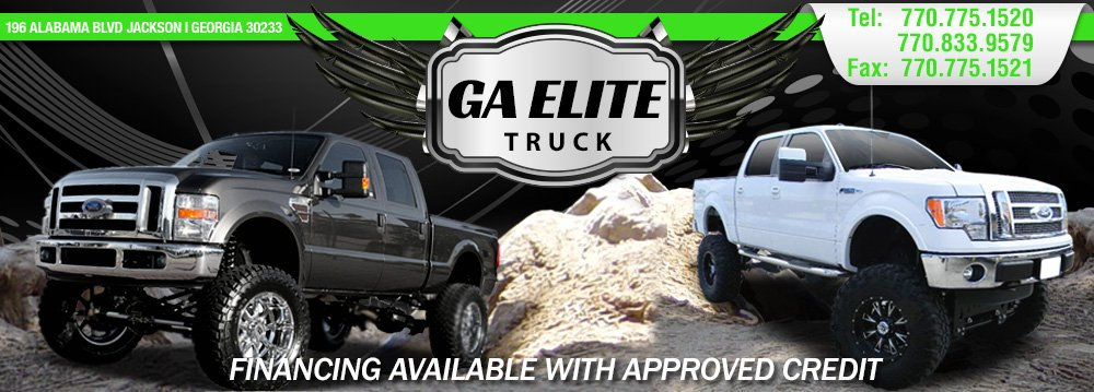 GA Elite Truck - Jackson, GA