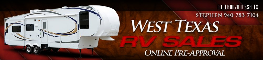 West Texas RV Sales - Snyder, TX