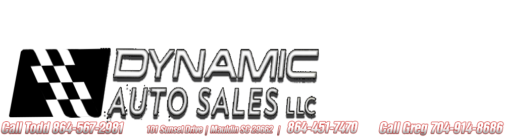Dynamic Auto Sales LLC - Mauldin, SC