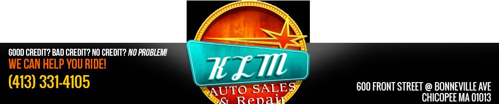 KLM Auto Sales - Chicopee, MA