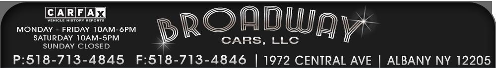 Broadway Cars LLC - Albany, NY