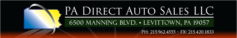 PA Direct Auto Sales - Levittown, PA