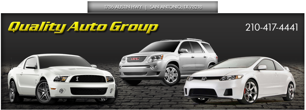 Quality Auto Group - San Antonio, TX