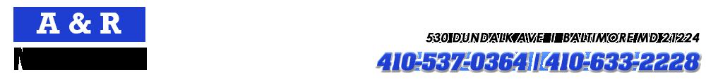 A&R Motors - BALTIMORE, MD
