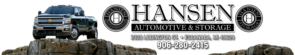 Hansen Automotive & Storage - Escanaba, MI