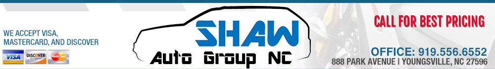 Shaw Auto Group - Youngsville, NC
