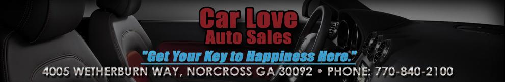 Car Love Auto Sales - Norcross, GA