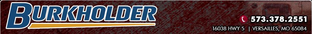 Burkholder Truck Sales LLC (Versailles) - Versailles, MO
