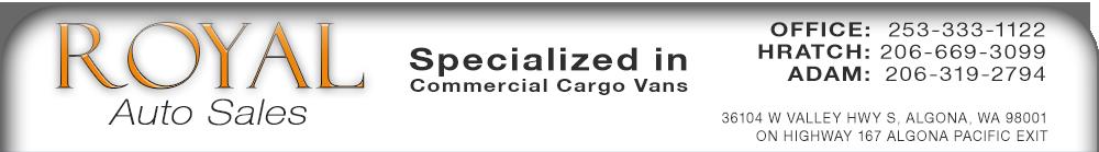 Royal Auto Sales, LLC - Algona, WA