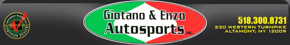 Giotano & Enzo Autosports Inc - East Nassau, NY