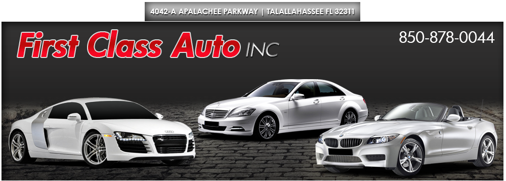 First Class Auto Sales Inc - TALLAHASSEE, FL