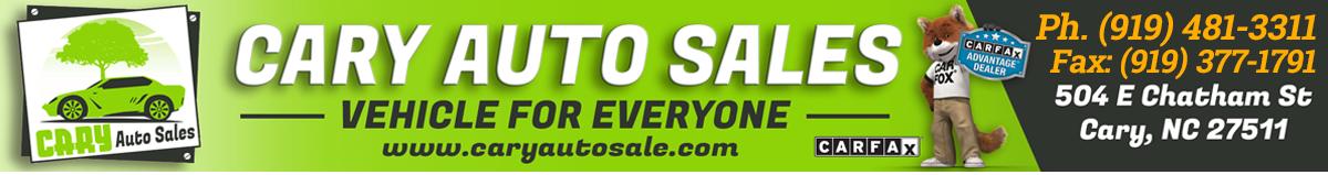 Cary Auto Sale - Cary, NC