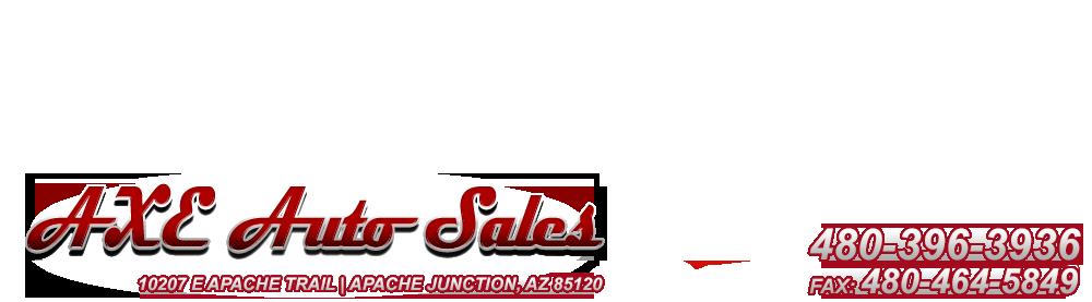 Axe Auto Sales - Mesa, AZ