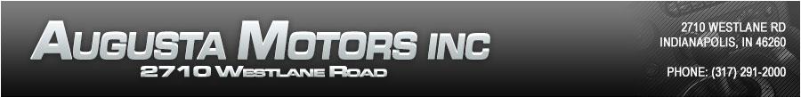 Augusta Motors Inc. - Indianapolis, IN