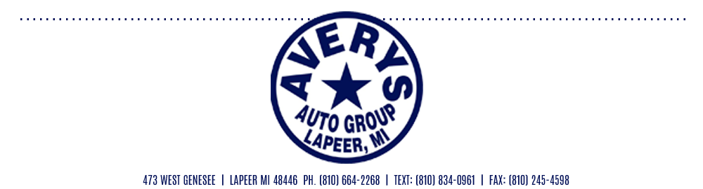 Averys Auto Group - Lapeer, MI