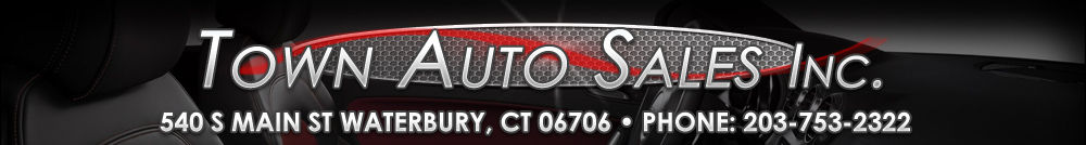 Town Auto Sales Inc - Waterbury, CT