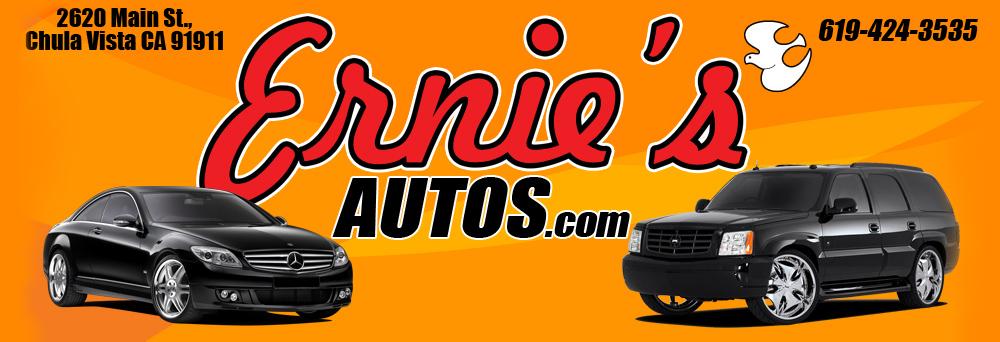 Ernie's Auto Sales - Chula Vista, CA