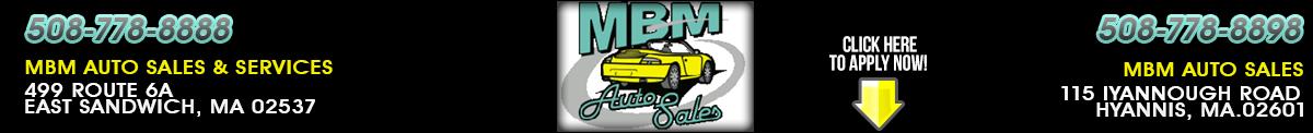 MBM Auto Sales and Service - East Sandwich, MA