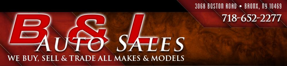 B & L Auto Sales - Bronx, NY