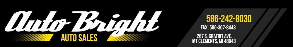 Auto Bright Auto Sales - Mt Clemens, MI