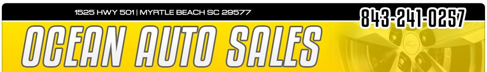 Ocean Auto Sales - Myrtle Beach, SC