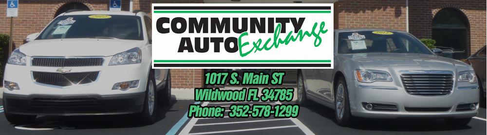 Community Auto Exchange - Wildwood, FL