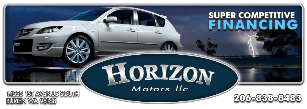 HORIZON MOTORS LLC - Burien, WA
