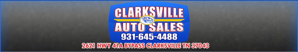 Clarksville Auto Sales - Clarksville, TN