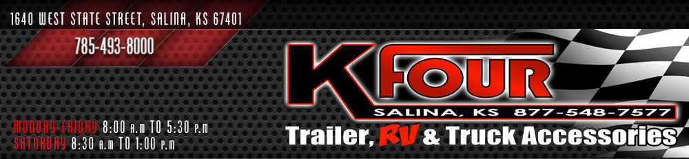 K Four  Trailer Sales and Truck Accessories - Salina, KS