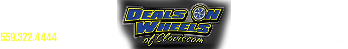 Deals on Wheels - Clovis, CA