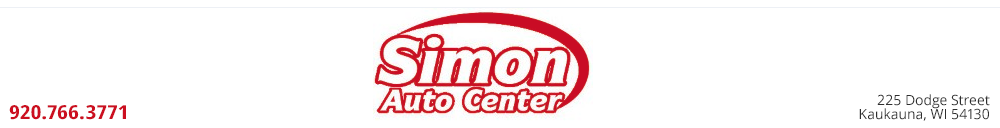 Simon Auto Center - Kaukauna, WI