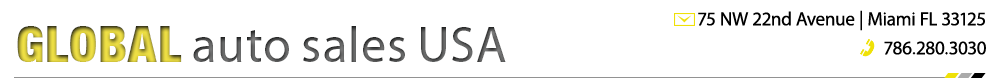 Global Auto Sales USA - Miami, FL