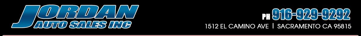 Jordan Auto Sales Inc - Sacramento, CA