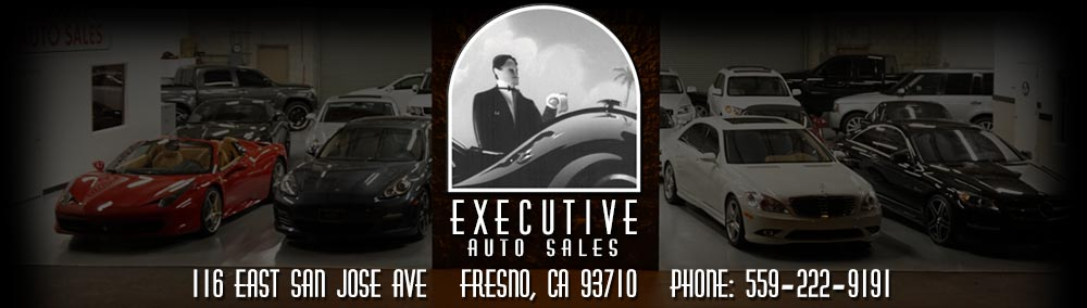 Executive Auto Sales - Fresno, CA