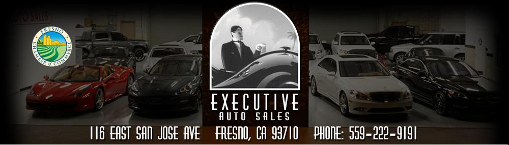 Executive Auto Sales - Fresno, CA