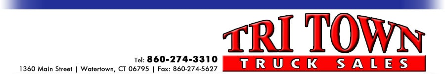 Tri Town Truck Sales LLC - Watertown, CT