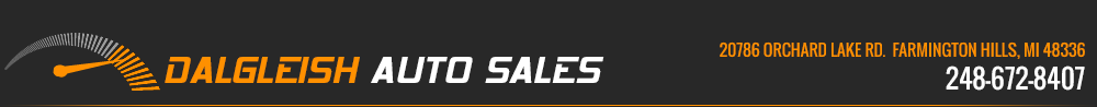 Dalgleish Auto Sales - Farmington Hills, MI