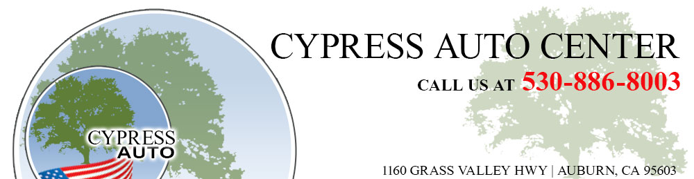 Cypress Auto Center - Auburn, CA