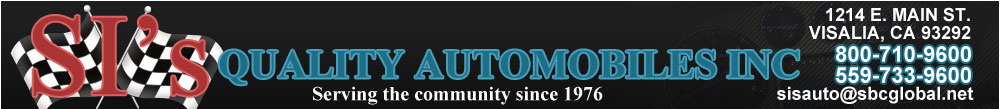 Si's Quality Automobiles Inc - Visalia, CA